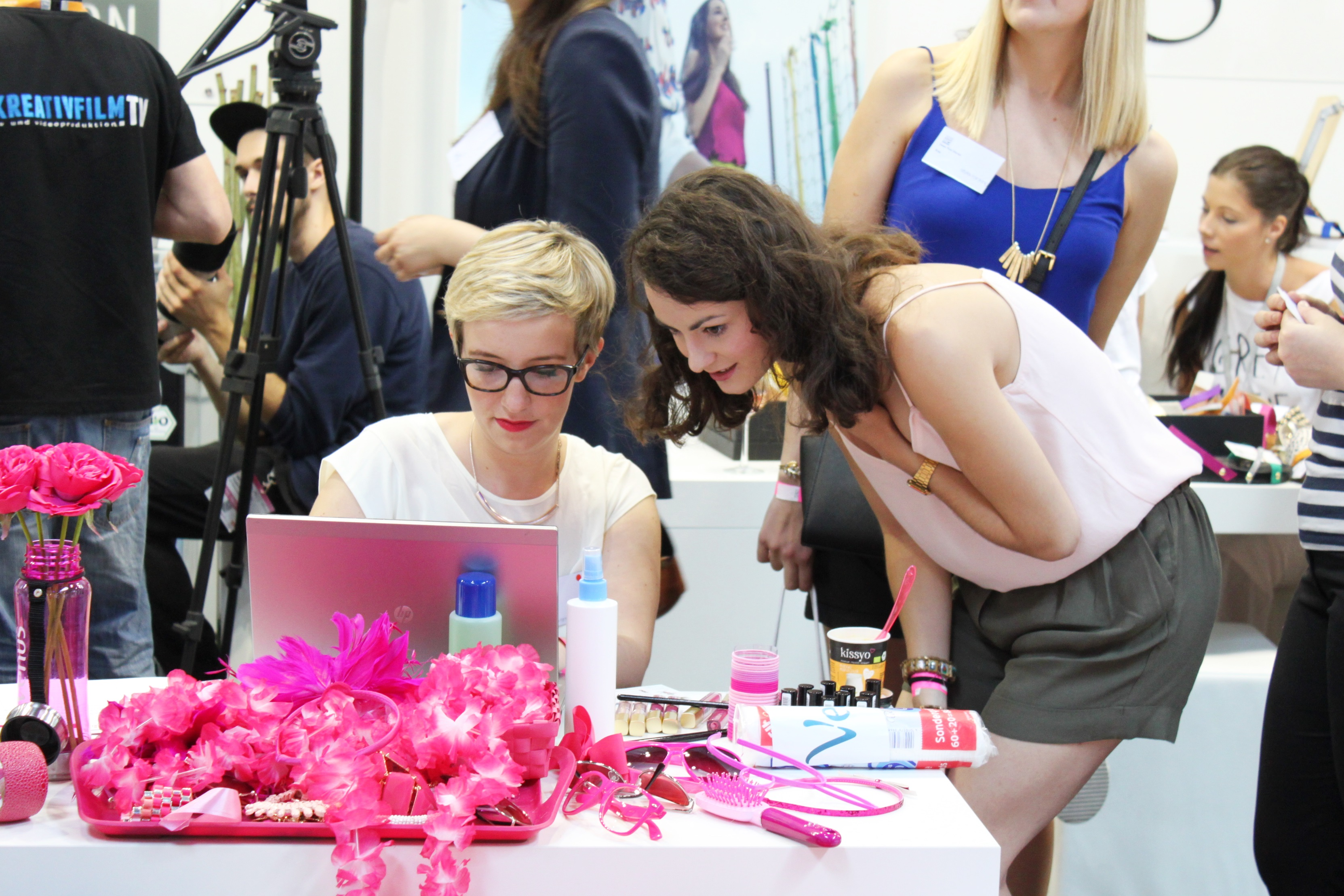 FashionBloggerCafé 2.0: GDS lädt modebegeisterte Blogger ein