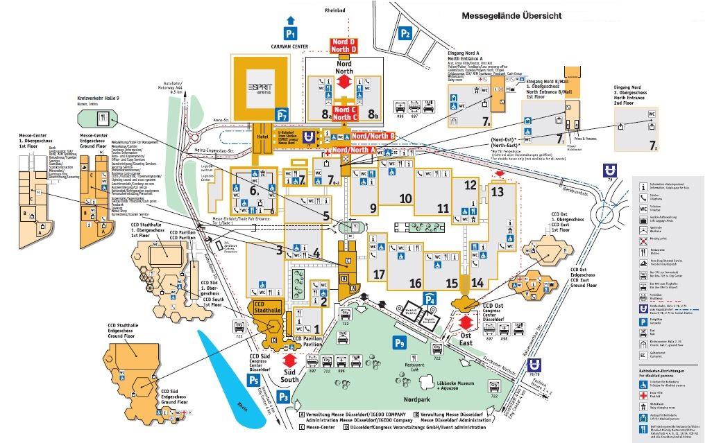 Ein Ganz Normaler Tag In Der Stadt Messe D Sseldorf
