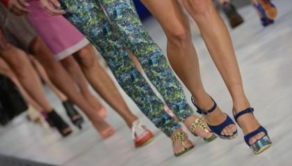 Duesseldorf, DEU. 11.09.2013. Impressionen von der Upper Style Show bei der GDS – international event for shoes & accessories vom 11. bis 13. September 2013. Fair Impressions of the Upper Style Show at the GDS – international event for shoes & accessories from 11 to 13 September 2013. Foto: Constanze Tillmann, Exploitation right GDS, M e s s e p l a t z, D-40474 D u e s s e l d o r f, www.gds-online.de; eine h o n o r a r f r e i e  Nutzung des Bildes ist nur fuer journalistische Berichterstattung, bei vollstaendiger Namensnennung des Urhebers gem. Par. 13 UrhG (Foto: GDS/ ctillmann) und Beleg moeglich; Verwendung ausserhalb journalistischer Zwecke nur nach schriftlicher Vereinbarung mit dem Urheber; soweit nicht ausdruecklich vermerkt werden keine Persoenlichkeits-, Eigentums-, Kunst- oder Markenrechte eingeraeumt. Die Einholung dieser Rechte obliegt dem Nutzer; Jede Weitergabe des Bildes an Dritte ohne  Genehmigung ist untersagt | Any usage and publication only for editorial use, commercial use and advertising only after agreement; unless otherwise stated: no Model release, property release or other third party rights available; royalty free only with mandatory credit: photo by GDS]