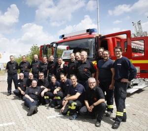 Feuerwehr Messe Düsseldorf