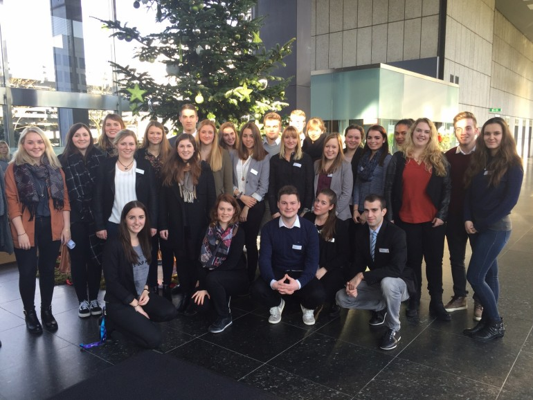 Gruppenfoto Köln