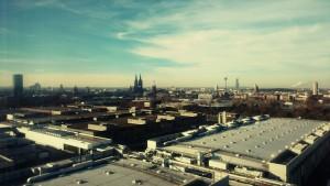 Köln bearbeitet