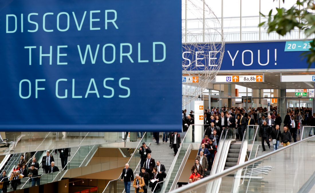 """glasstec 2016: """"Düsseldorf ist die Metropole moderner Glas"""