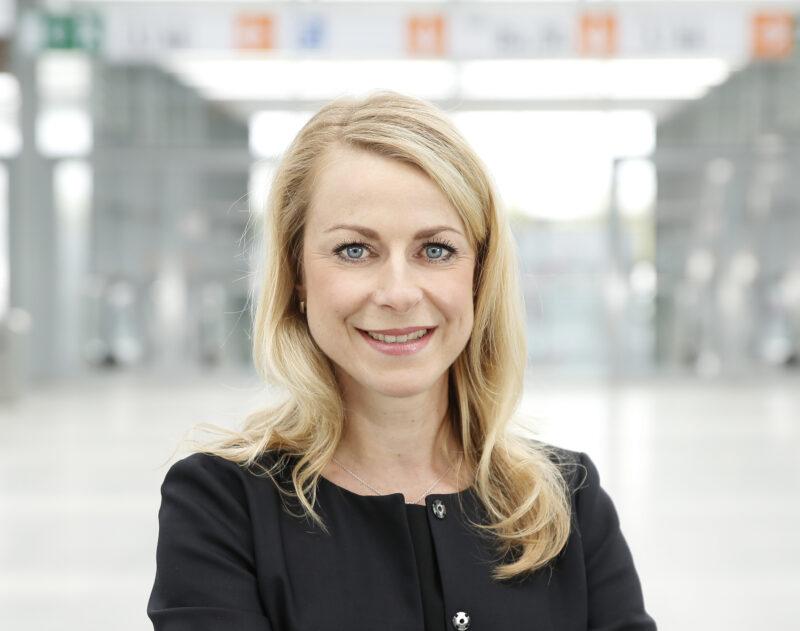 Birgit Horn, Director A+A und glasstec, Messe Düsseldorf GmbH