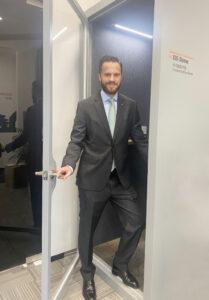 Marius Berlemann, General Manager MDS